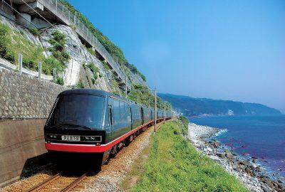 伊東市や伊豆高原を穴場電車で観光するならリゾート21がおすすめ