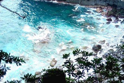 伊東市伊豆高原で雨の後に絶対見たい大迫力の対島の滝!