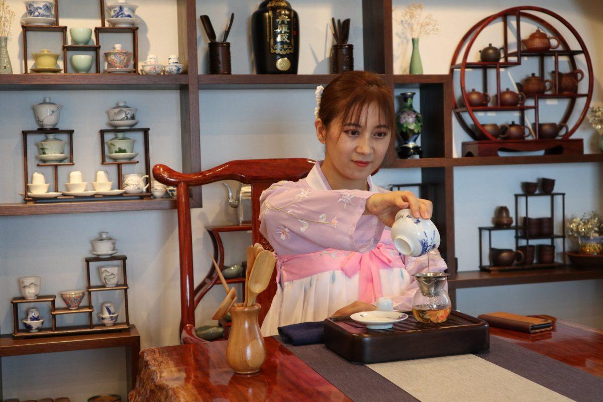 【お知らせ】無料中国茶教室8月期はお休みします。